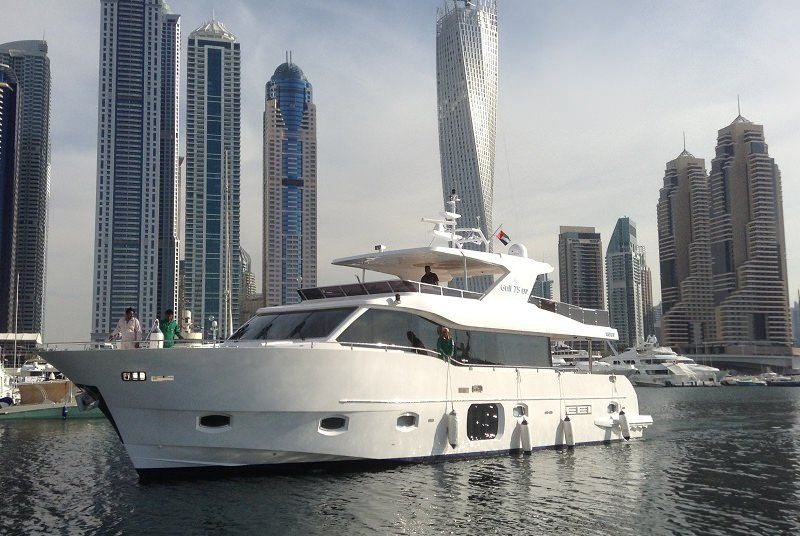 Majesty 77ft RUBY