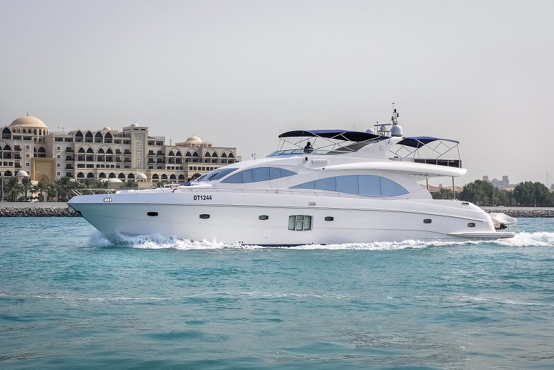 Majesty 88ft Emerland