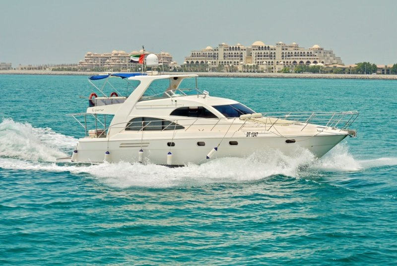 Rent Gulf Graft ONYX (55FT) in Dubai