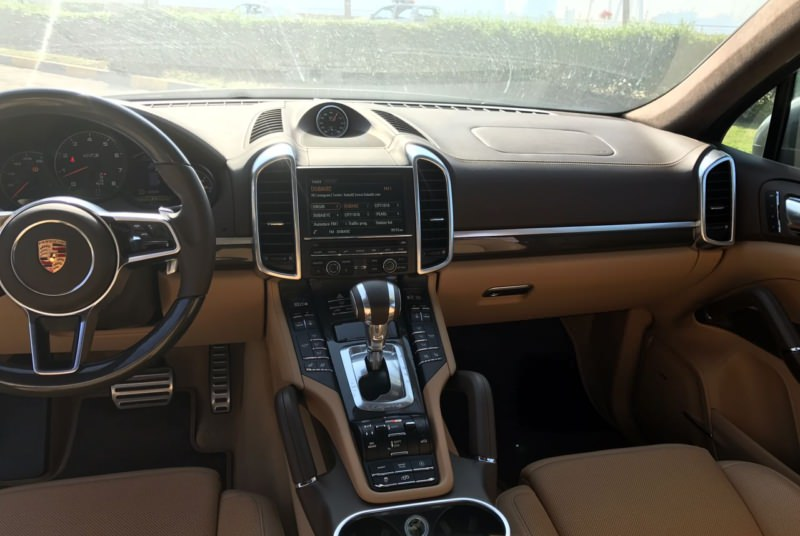 Rent PORSCHE CAYENNE GTS 2016in Dubai