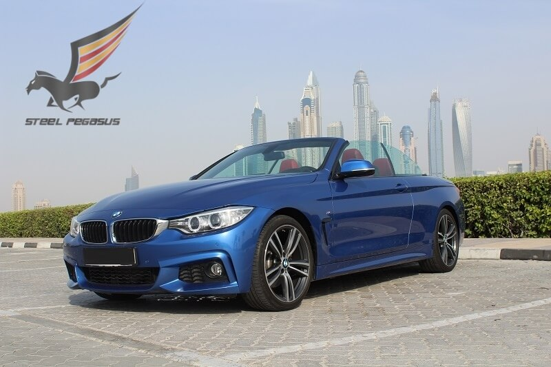 Rent BMW 428i in Dubai