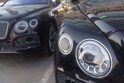 Rent Bentley Bentyaga in Dubai