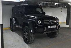 Rent MERCEDES BENZ G63 AMG in Dubai