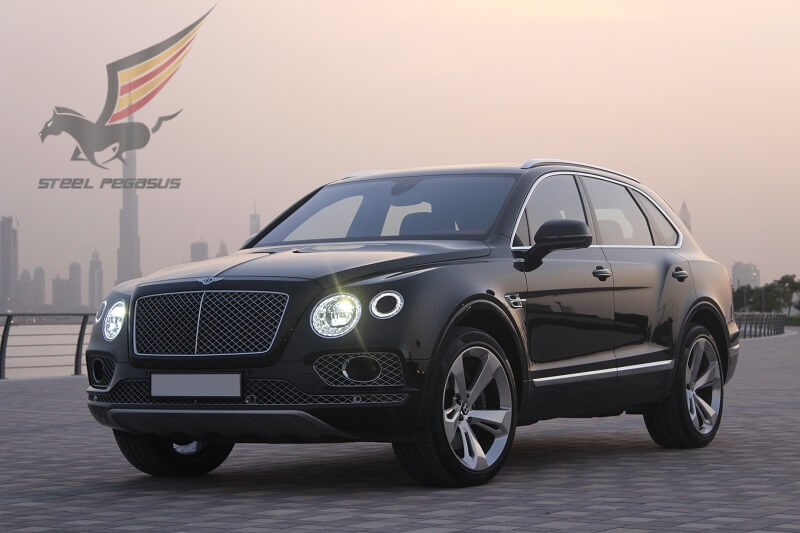 Bentley Bentyaga Black