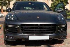 Rent PORSCHE CAYENNE GTS 2016in Dubai