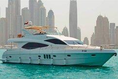 Аренда Majesty 77ft GARNET в Дубае