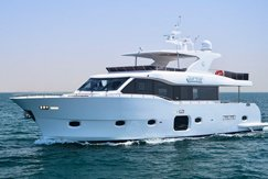 Majesty 75ft RUBY