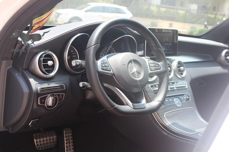 Rent Mercedes C200 in Dubai