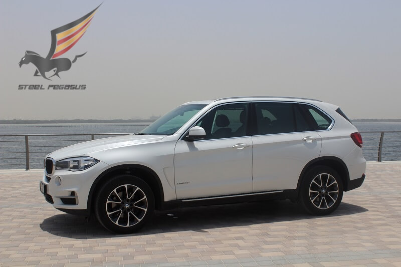 BMW X5 Series White