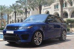 RENT RANGE ROVER VOGUE IN DUBAI