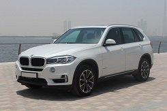 BMW X5 белый