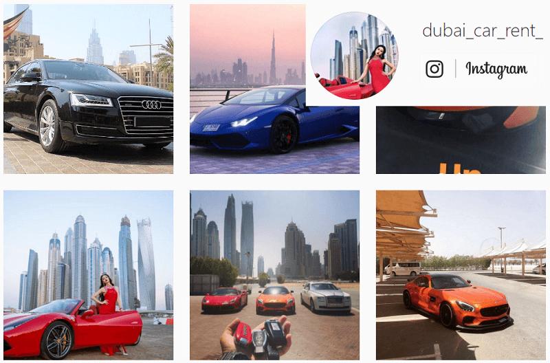 Прокат и аренда авто в Дубай: важно знать