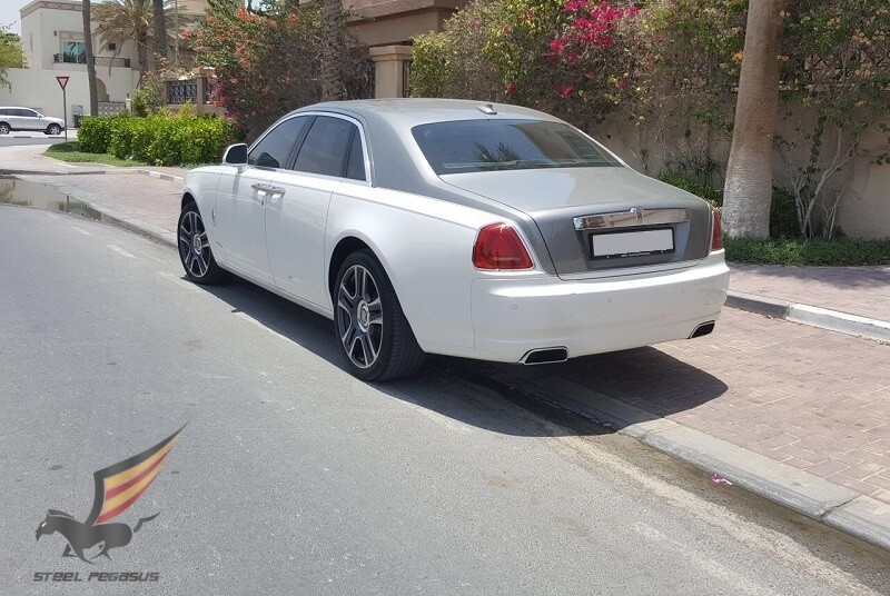 Rolls-Royce Ghost Series 2