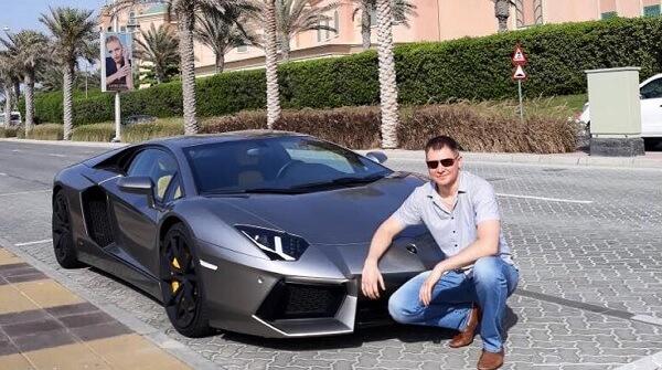 Аренда авто в Дубае с российскими правами