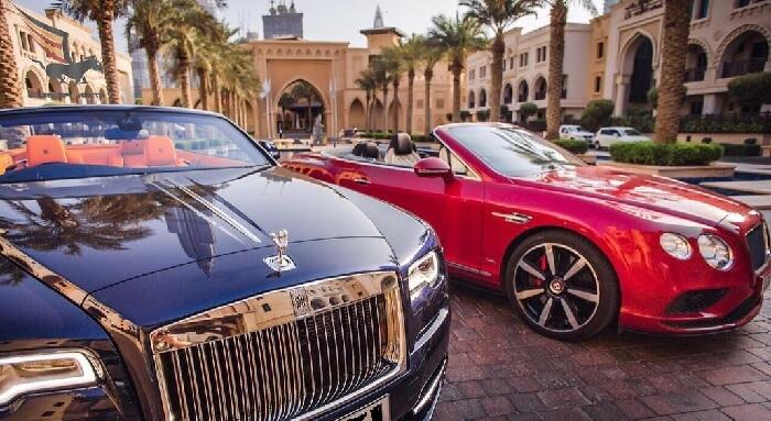 Прокат авто у крупных и мелких компаний в Дубае