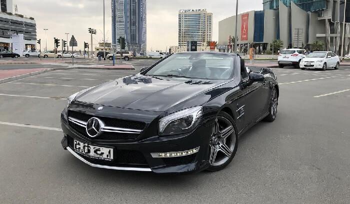 Прокат авто Дубай