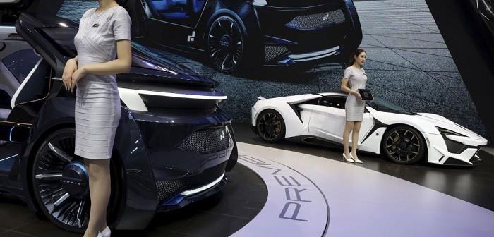Дубайский электрокар будущего